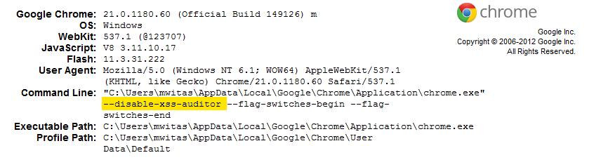 m.witas google chrome2