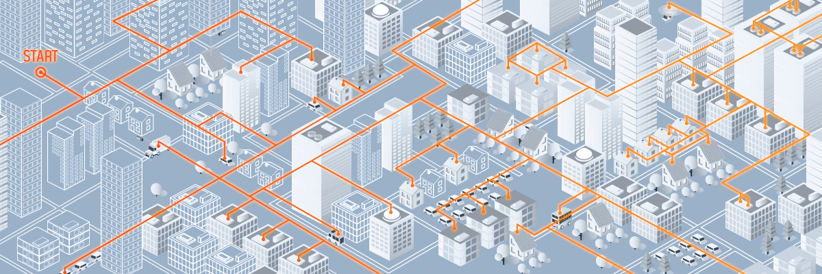 Future Processing shares an infographic on smart cities