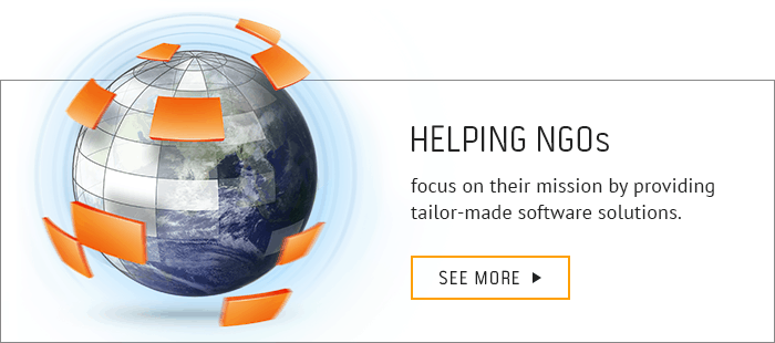 software provider for ngos